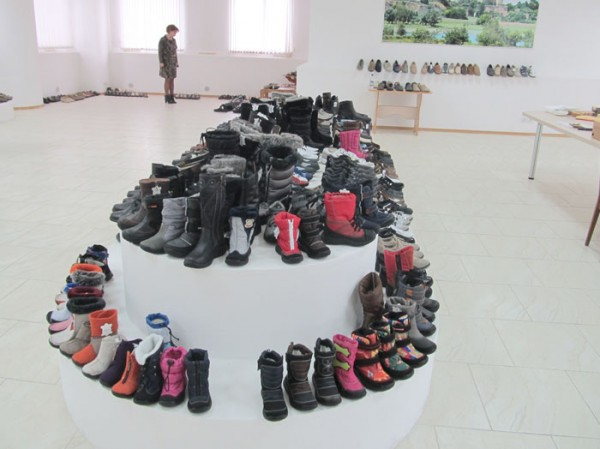 обувь  тигина
