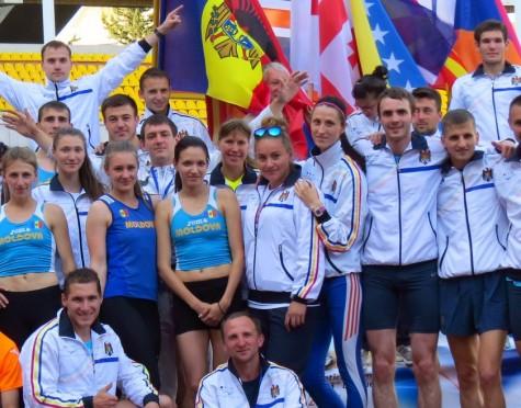 Приднестровские спортсмены в Грузии