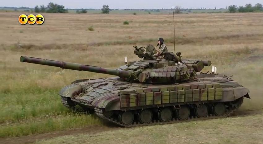приднестровские танки