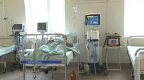 Переоснащение больниц республики
