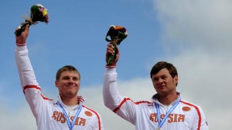 Алексей Коровашков и Иван Штыль стали чемпионами мира в соревнованиях каноэ-двоек на дистанции 500 метров.