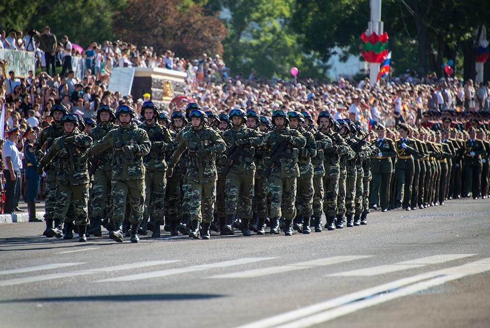 парад приднестровье